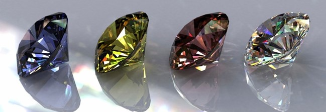 The Colorful World of Diamonds: Explaining Diamond Color to Your Customers