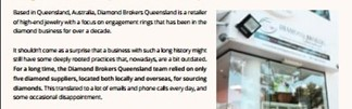 Case Study: Diamond Brokers Queensland